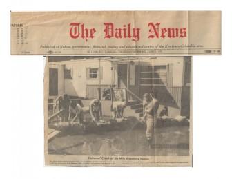 Flood NDN June 1 1972